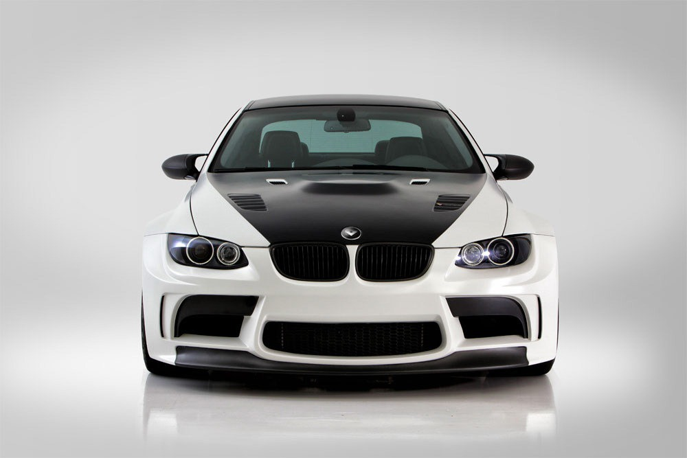 Vorsteiner GTRS5 aneb BMW M3 v limitované edici 2