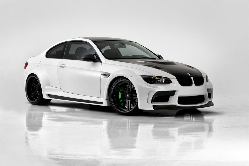 Vorsteiner GTRS5 aneb BMW M3 v limitované edici 3