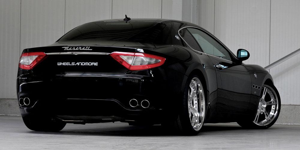 481 koní pro Maserati GranTurismo MC Stradale od Wheelsandmore 2