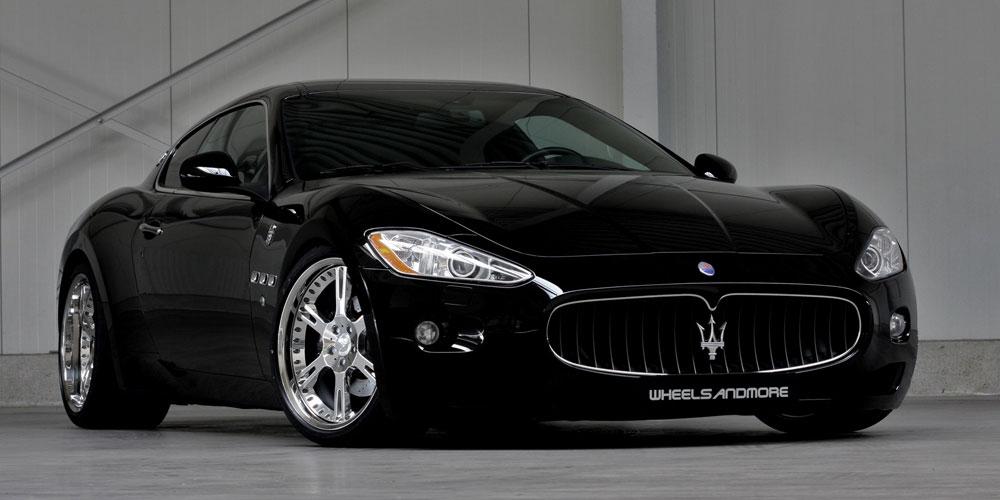 481 koní pro Maserati GranTurismo MC Stradale od Wheelsandmore 3