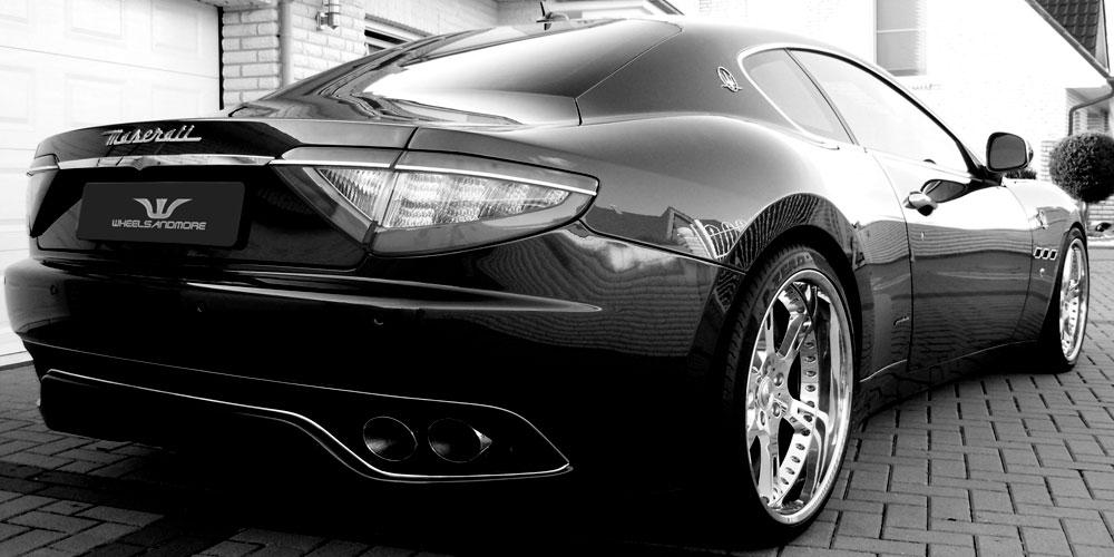 481 koní pro Maserati GranTurismo MC Stradale od Wheelsandmore 4
