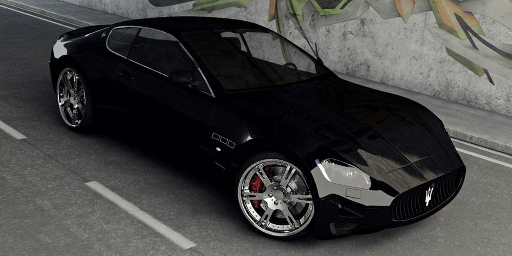 481 koní pro Maserati GranTurismo MC Stradale od Wheelsandmore 6