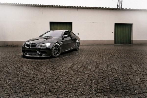 Alpha-N Performance důkladně vyladili BMW M3 1