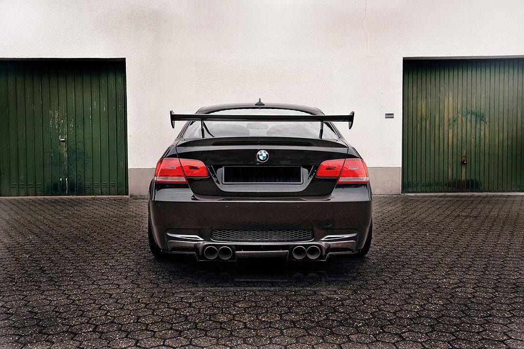 Alpha-N Performance důkladně vyladili BMW M3 2