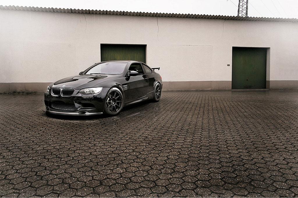 Alpha-N Performance důkladně vyladili BMW M3 3