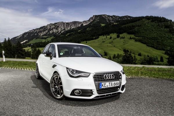 Audi A1 Sportback prodělalo pár vylepšení od ABT Sportsline 1