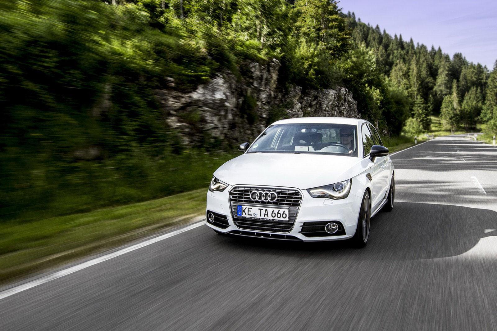 Audi A1 Sportback prodělalo pár vylepšení od ABT Sportsline 3