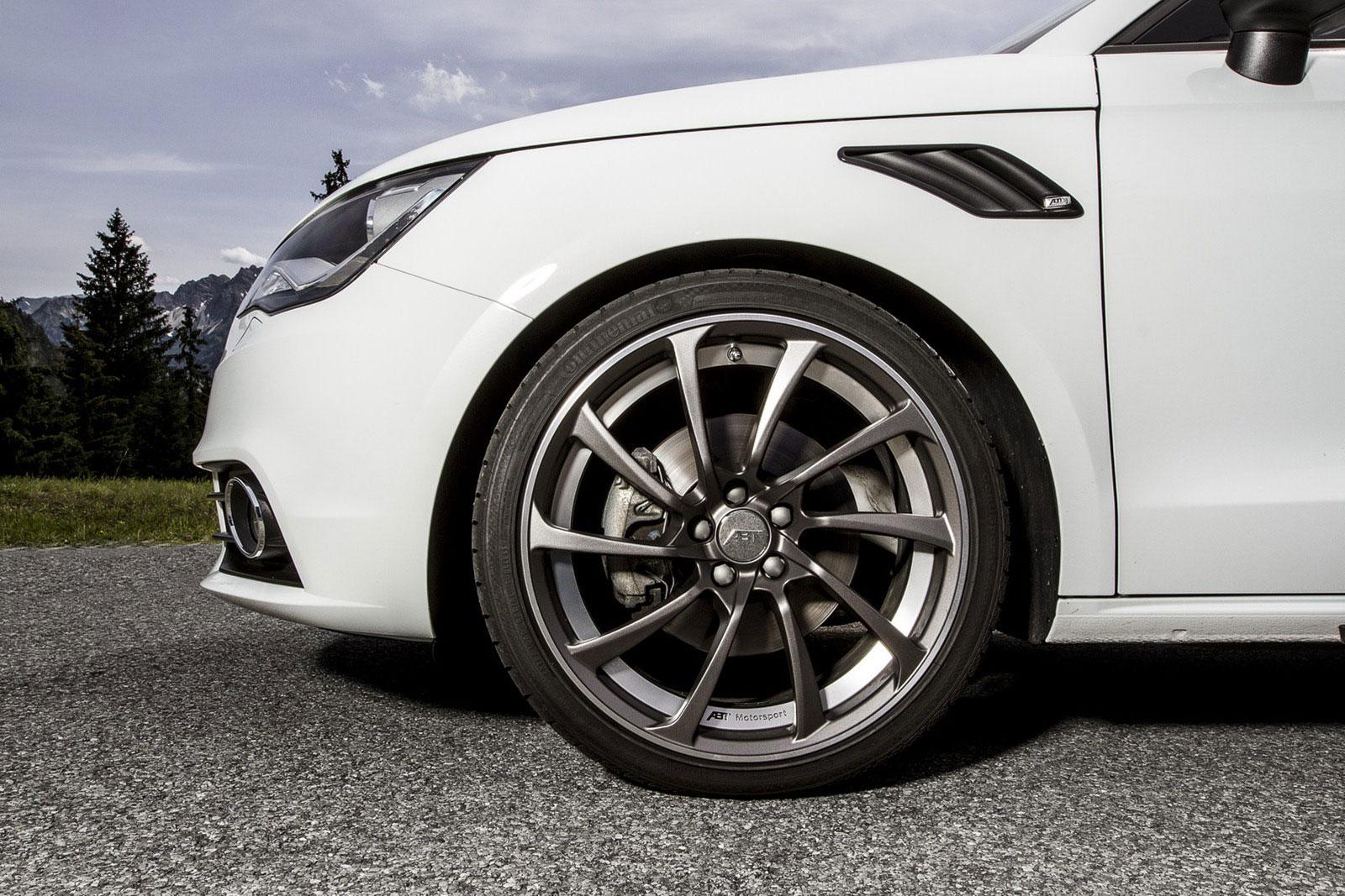 Audi A1 Sportback prodělalo pár vylepšení od ABT Sportsline 6