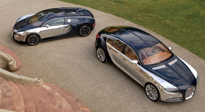 Bugatti Galibier bude k dostání nejdříve v roce 2014 1