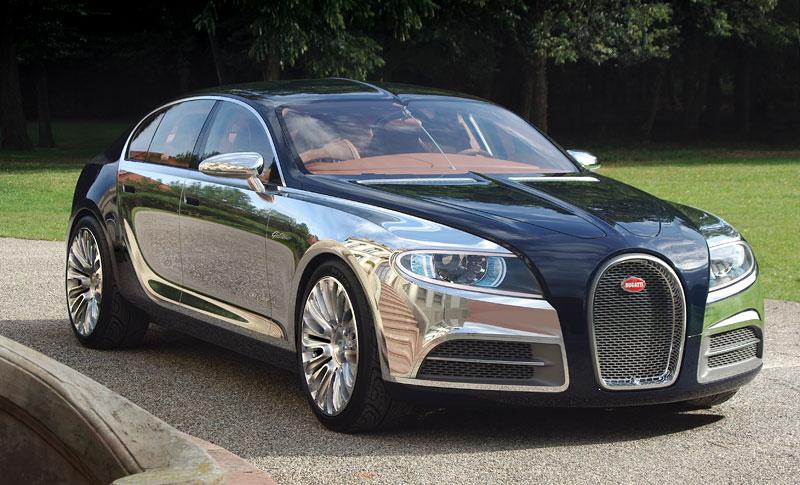 Bugatti Galibier bude k dostání nejdříve v roce 2014 2