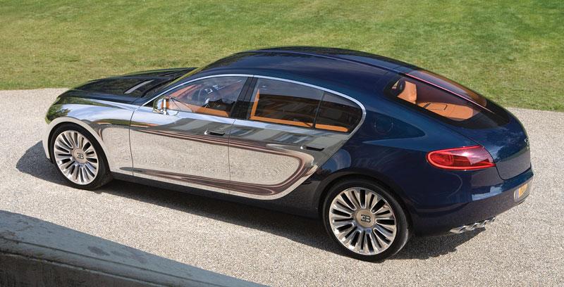 Bugatti Galibier bude k dostání nejdříve v roce 2014 3
