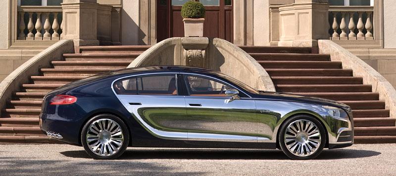 Bugatti Galibier bude k dostání nejdříve v roce 2014 4