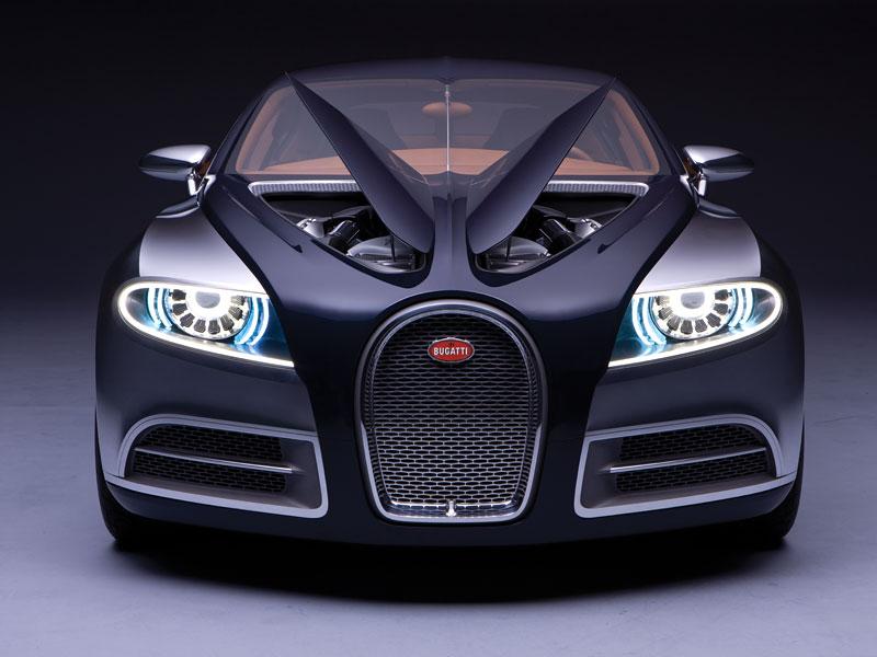 Bugatti Galibier bude k dostání nejdříve v roce 2014 5