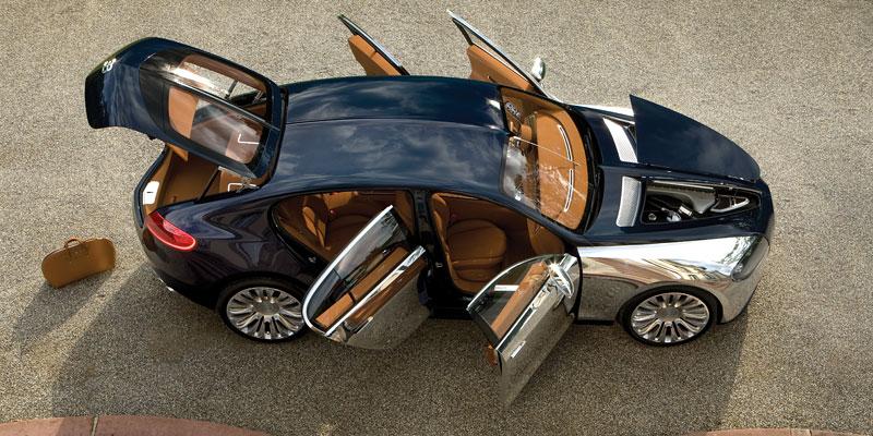 Bugatti Galibier bude k dostání nejdříve v roce 2014 6