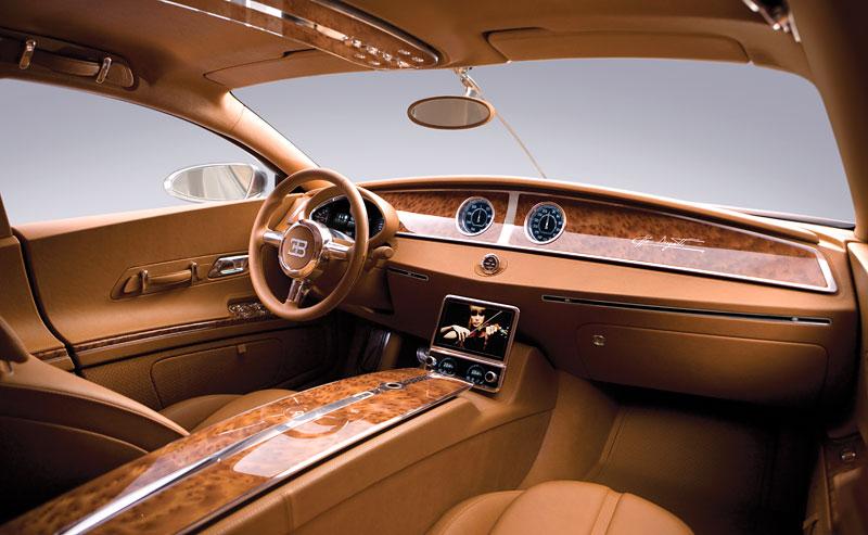 Bugatti Galibier bude k dostání nejdříve v roce 2014 7