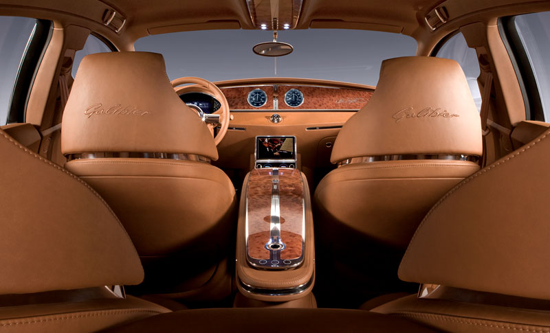 Bugatti Galibier bude k dostání nejdříve v roce 2014 8