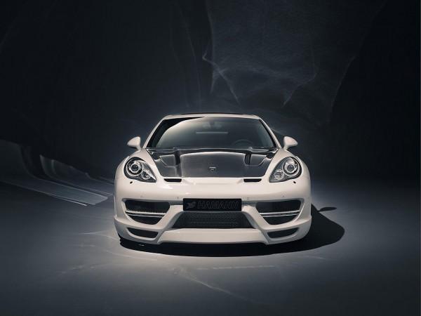 Ještě našlapanější Porsche Panamera Turbo od Hamann Motorsport 1