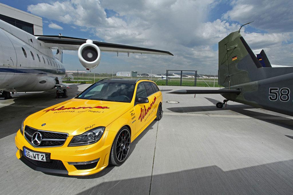 Mercedes-Benz C63 AMG dostal více než 100 koní 7