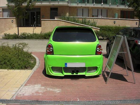 Opel Corsa na maďarský způsob 4