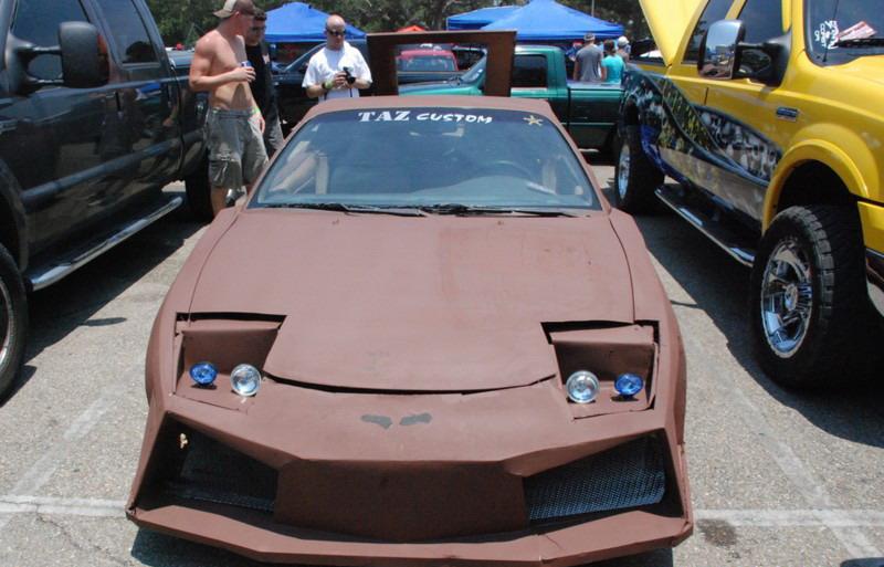 Pokus o individualizaci Mitsubishi Eclipse 2