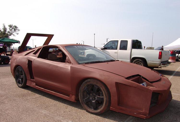 Pokus o individualizaci Mitsubishi Eclipse 3