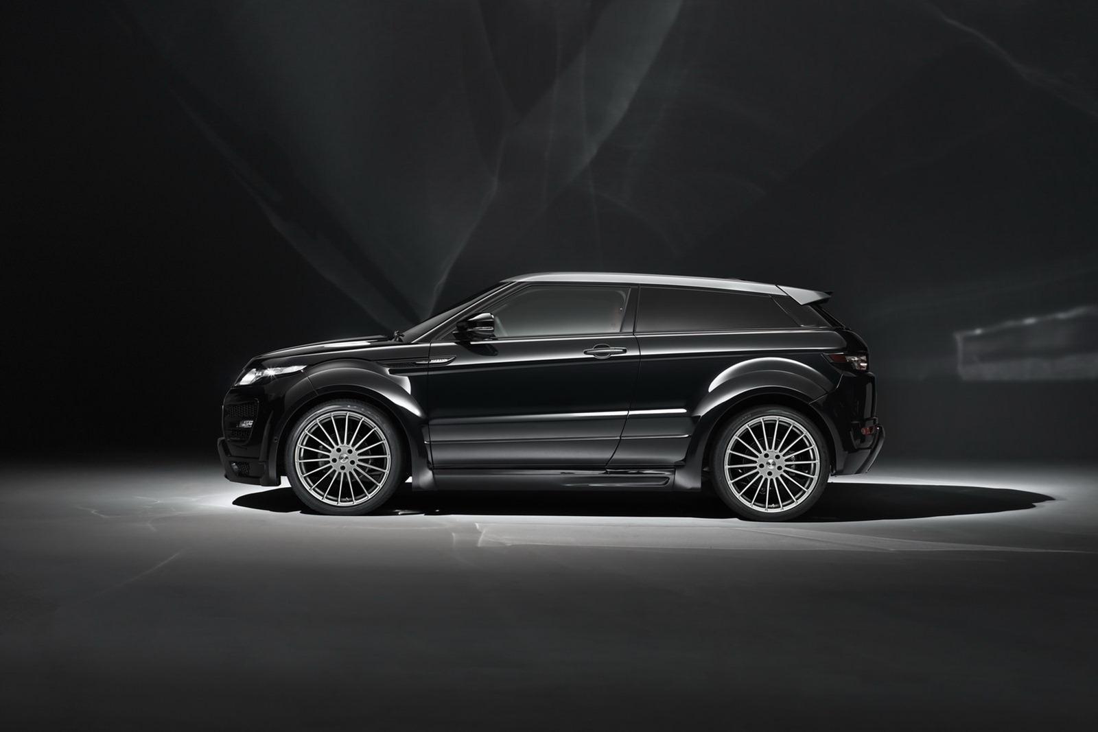 Range Roveru Evoque a několik vylepšení od Hamann Motorsport 2