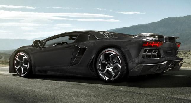 Tuneři z Mansory poladili Lamborghini Aventador 1