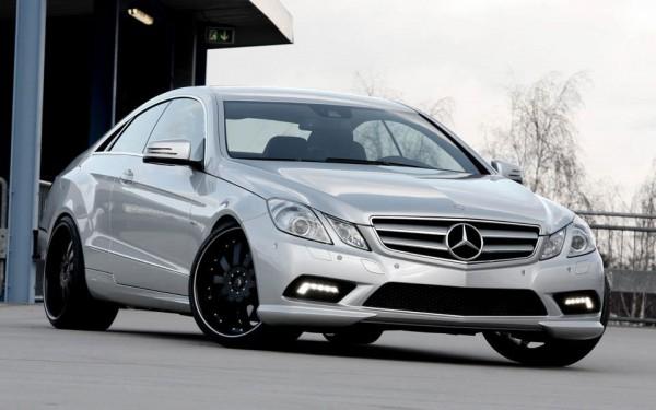 Wheelsandmore lehce vylepšili Mercedes-Benz E Coupe 1