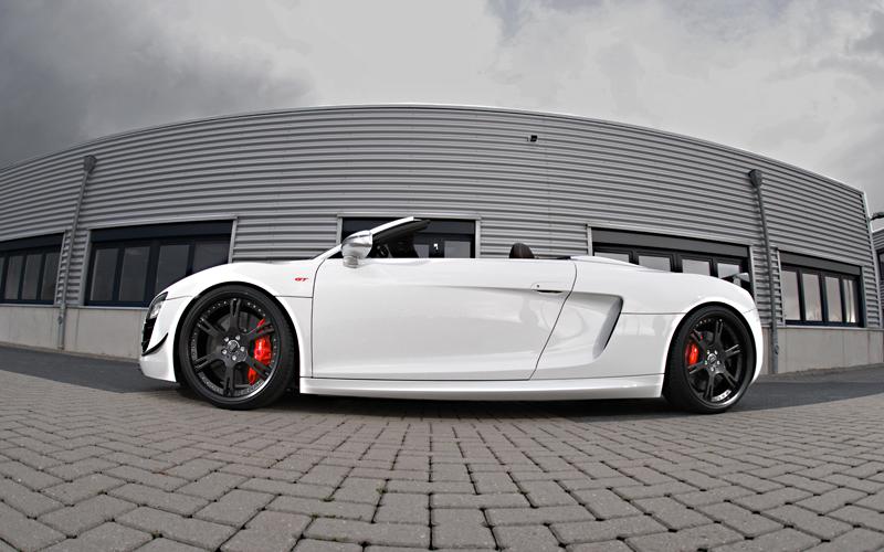 Wheelsandmore představili Audi R8 GT Spyder v limitované sérii 3