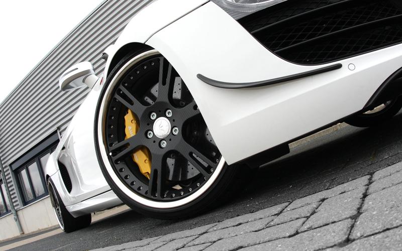 Wheelsandmore představili Audi R8 GT Spyder v limitované sérii 9