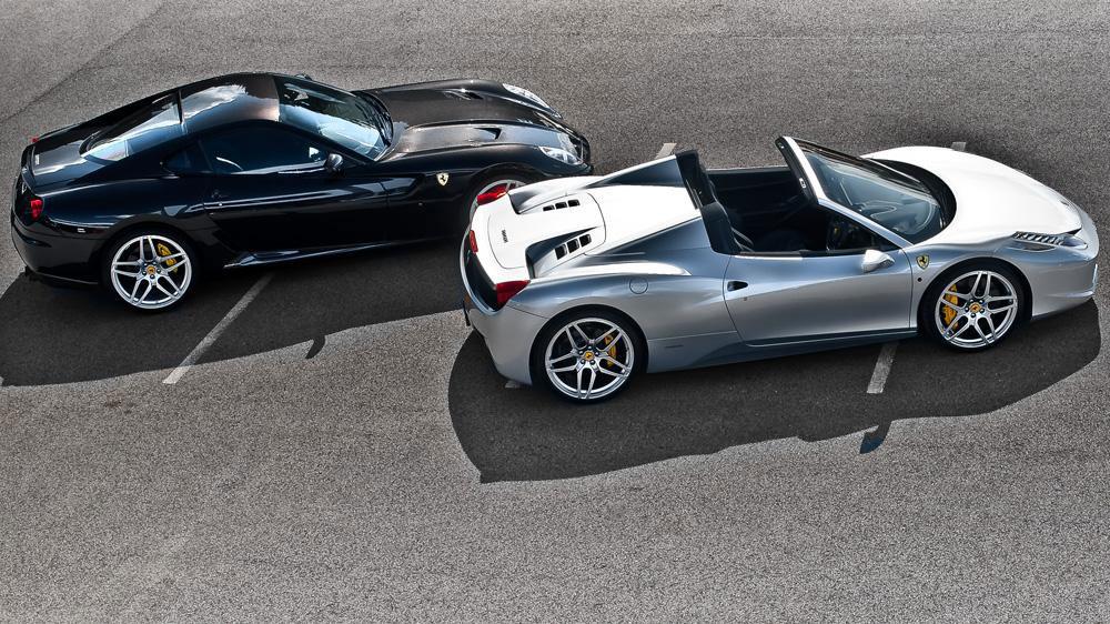 Ferrari 599 GTB Fiorano v decentní úpravě od Project Kahn 3