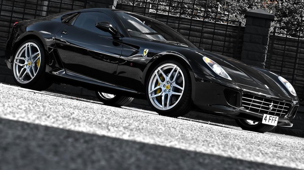 Ferrari 599 GTB Fiorano v decentní úpravě od Project Kahn 4