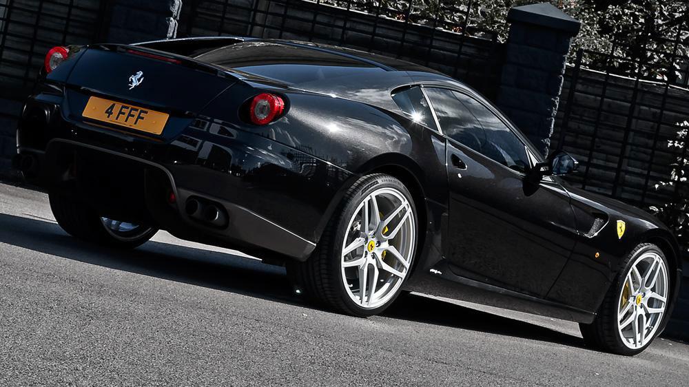 Ferrari 599 GTB Fiorano v decentní úpravě od Project Kahn 5