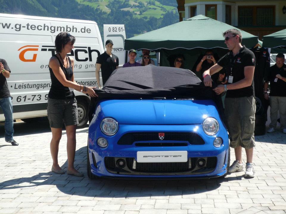Fiat 500 dostal 340 koní od tunerů G-Tech 9