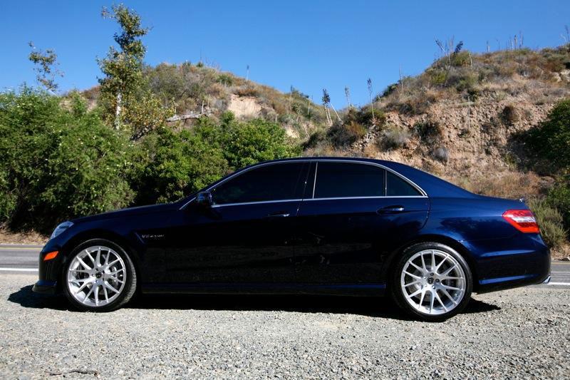 Hennessey Performance dodali 700 koní pro Mercedes-Benz E63 AMG 2
