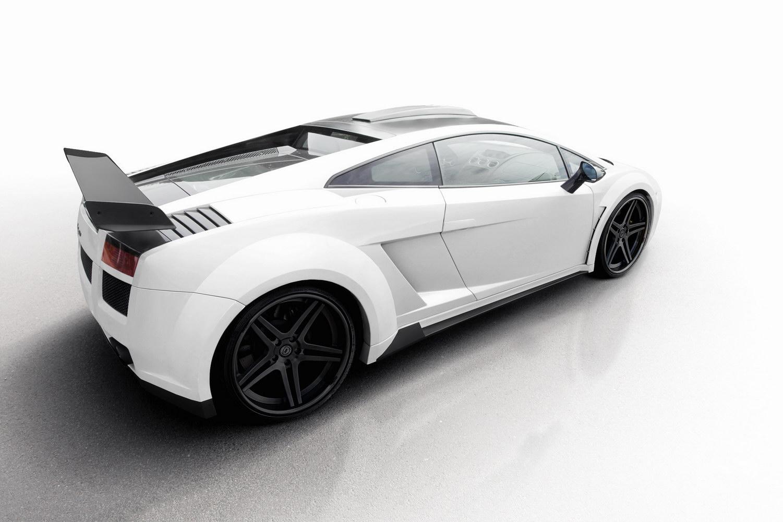 Lamborghini Gallardo dostalo nový vzhled od Prior Design 5