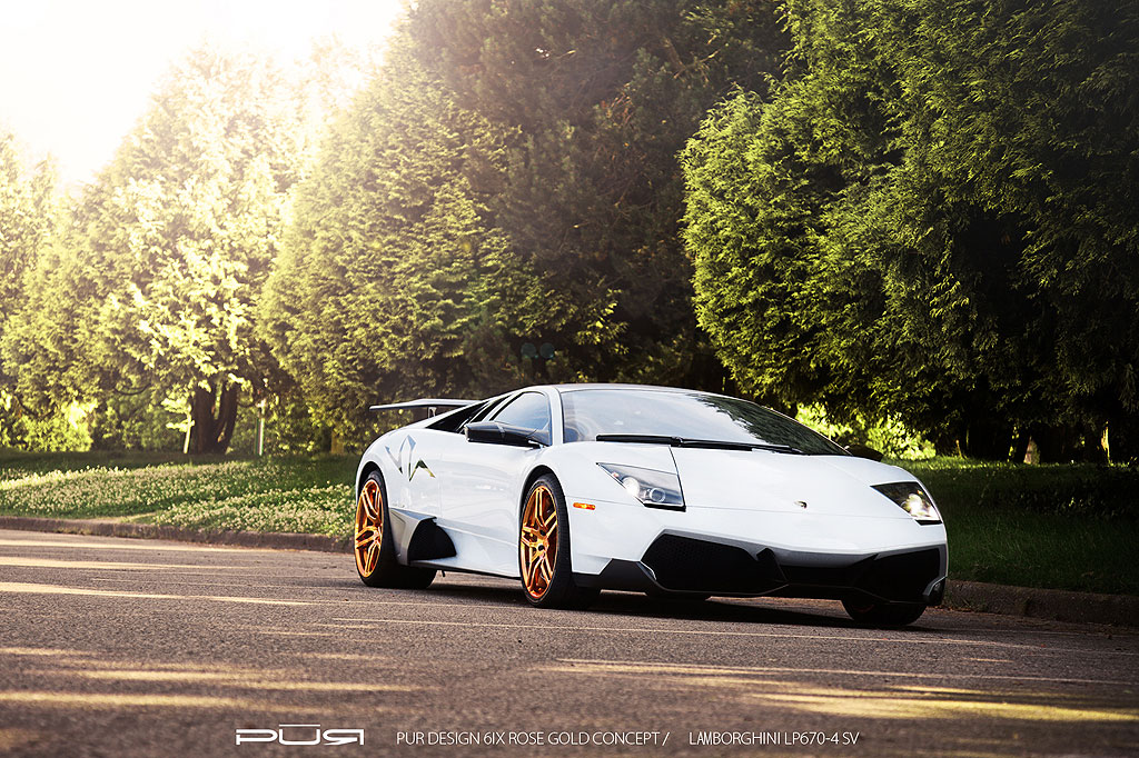 Lamborghini Murcielago dostalo elegantní kabát od SR Auto Group 3