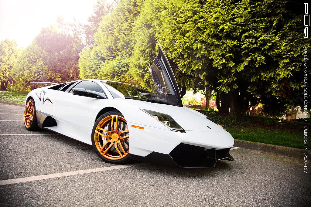 Lamborghini Murcielago dostalo elegantní kabát od SR Auto Group 6