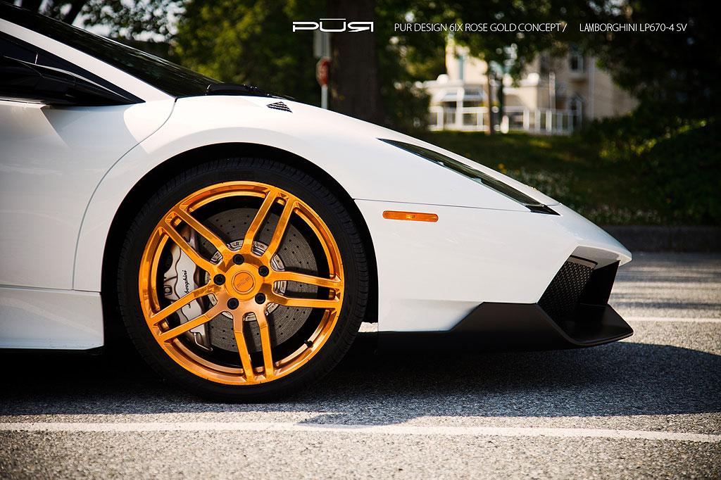 Lamborghini Murcielago dostalo elegantní kabát od SR Auto Group 7