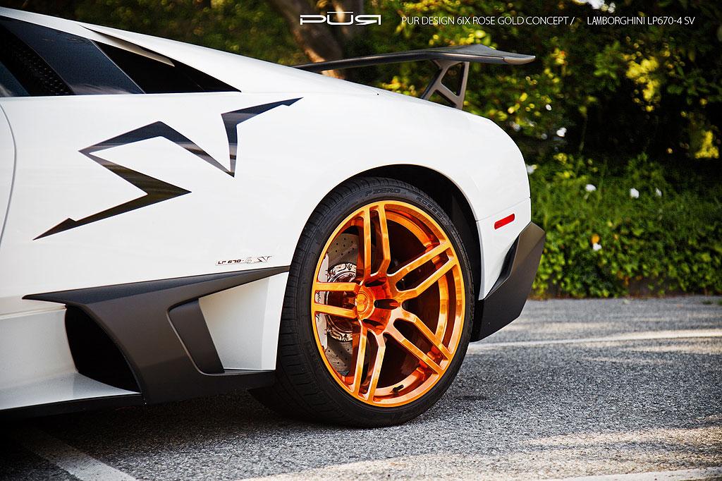 Lamborghini Murcielago dostalo elegantní kabát od SR Auto Group 8