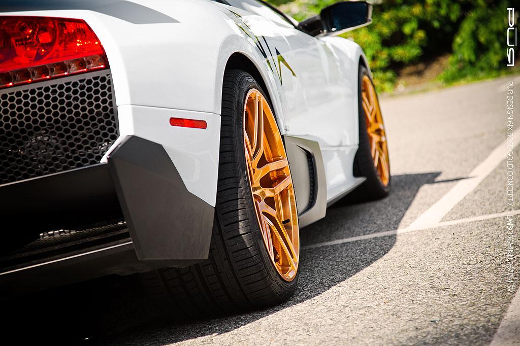 Lamborghini Murcielago dostalo elegantní kabát od SR Auto Group 9