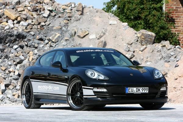 Mcchip-Dkr vylepšil naftové Porsche Panamera 1