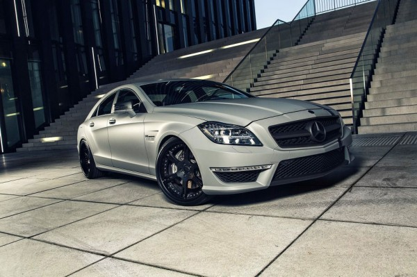 Mercedes-Benz CLS63 AMG získal 700 koní od Wheelsandmore 1