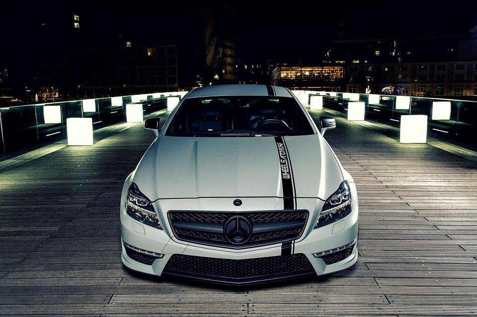 Mercedes-Benz CLS63 AMG získal 700 koní od Wheelsandmore 10