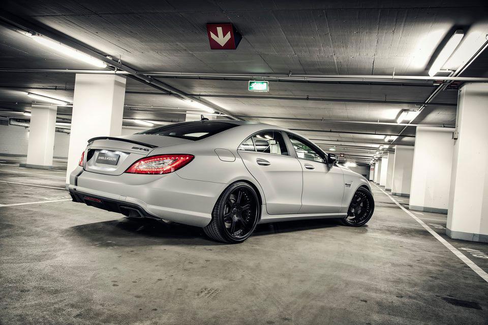 Mercedes-Benz CLS63 AMG získal 700 koní od Wheelsandmore 2