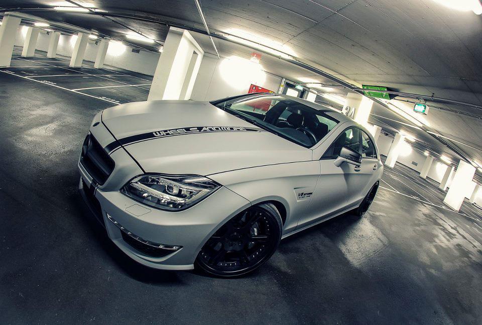 Mercedes-Benz CLS63 AMG získal 700 koní od Wheelsandmore 3