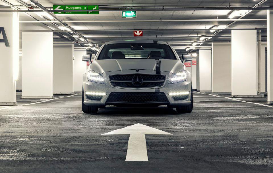 Mercedes-Benz CLS63 AMG získal 700 koní od Wheelsandmore 4