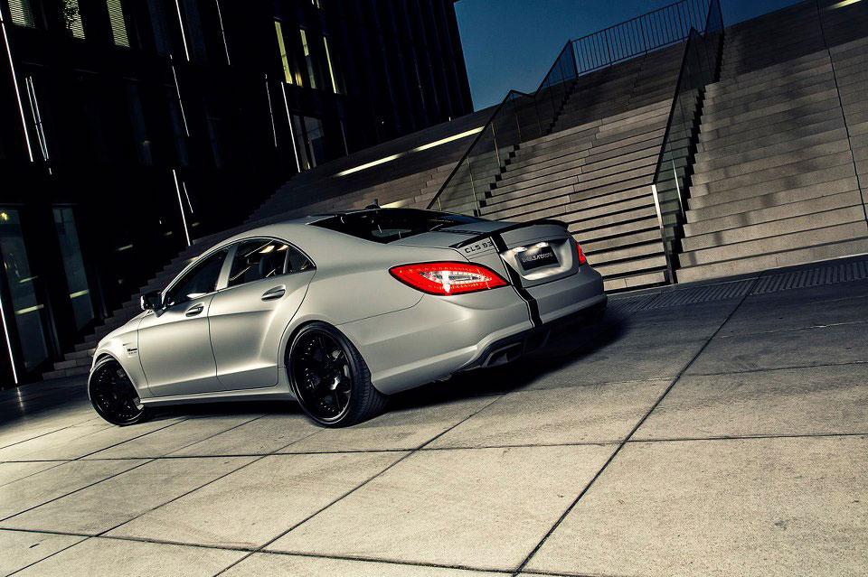 Mercedes-Benz CLS63 AMG získal 700 koní od Wheelsandmore 5