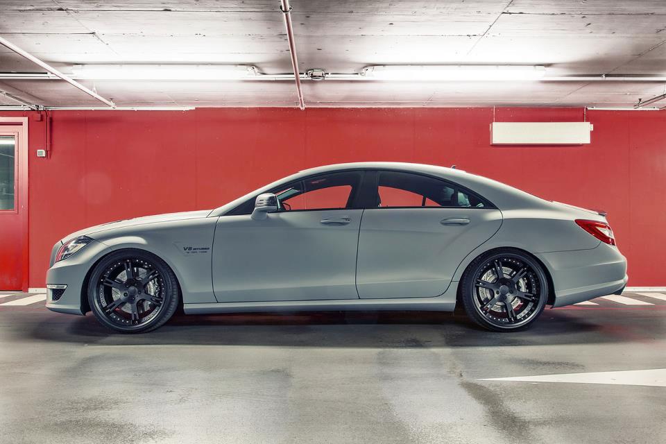 Mercedes-Benz CLS63 AMG získal 700 koní od Wheelsandmore 6