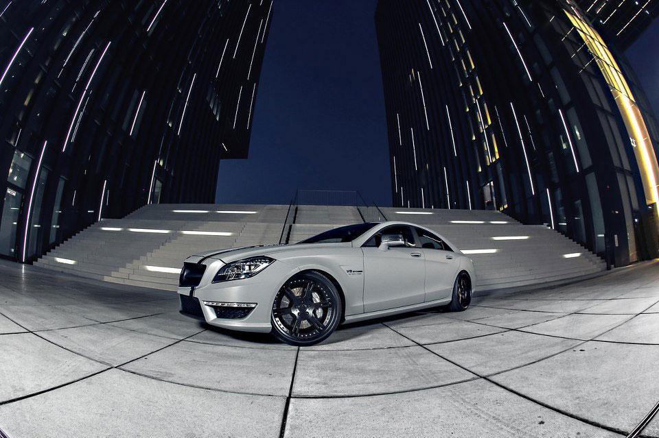 Mercedes-Benz CLS63 AMG získal 700 koní od Wheelsandmore 7